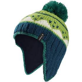 VAUDE Knitted Cap IV Lapset, deep water